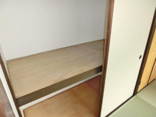 5.5帖和室収納