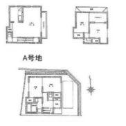 参考プラン図建物本体価格1600万(間取)