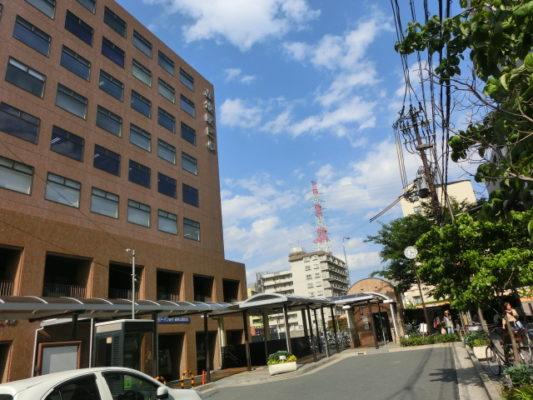 北大阪急行線 緑地公園駅