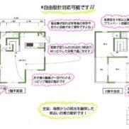 参考プラン図建物1,815万円・土地建物セット価格5,295万円(間取)