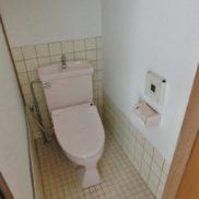 トイレ:現地(2021年10月)撮影
